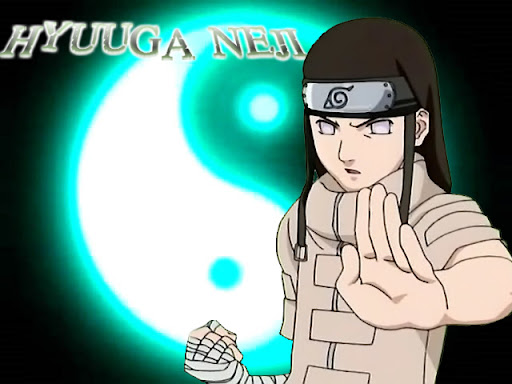 hyuuga neji 64 points of divinity