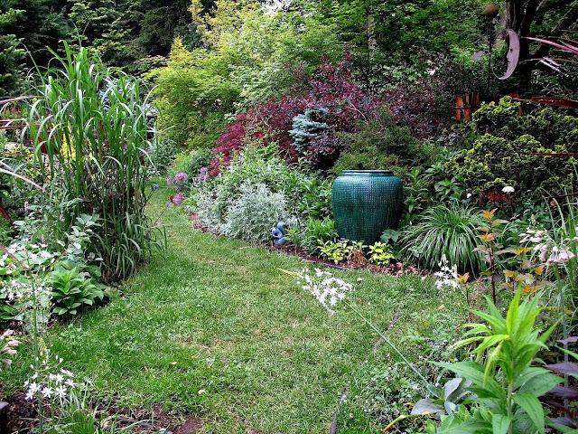 Rear Garden Entry