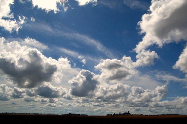 A BIG SOUTHWESTERN ONTARIO SKY