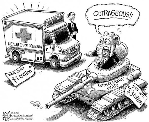 Health Care Reform, War