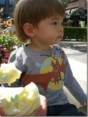 Lemon Cupcake 03