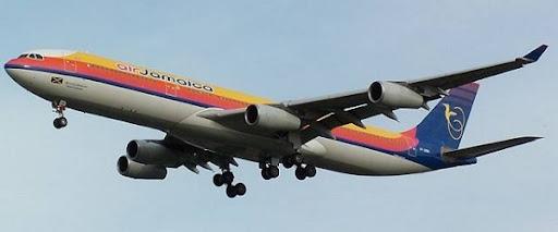 Air Jamaica Airbus A340-313X 6Y-JMM