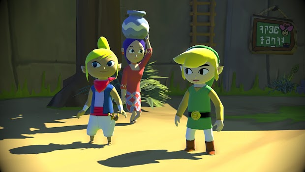 Zelda: Wind Waker HD took just six months to develop