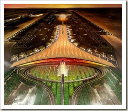 Terminal 3 Beijing International Airport(2)