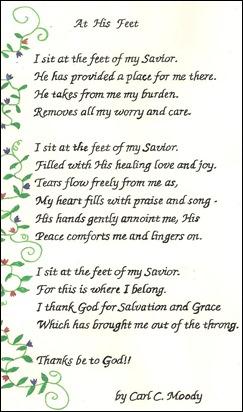carl's poem