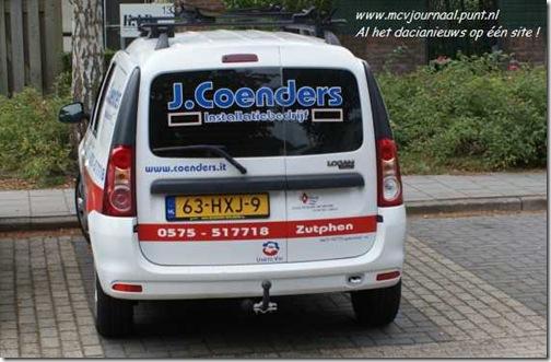Dacia Logan MCV Aletta reclame 02
