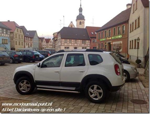 Dacia Duster Ed 01
