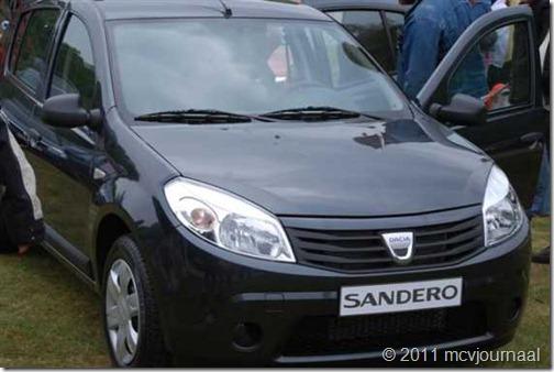 De Sandero 0105