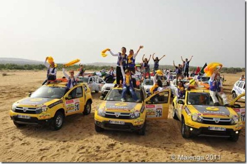 Rally Marokko 2011 12