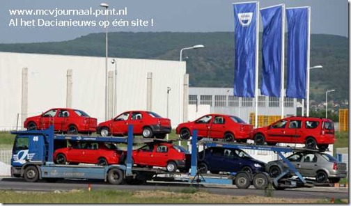 Autoverkoop 2011-03 02 dacia op transport