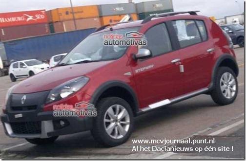 Dacia Sandero Stepway 2012 01