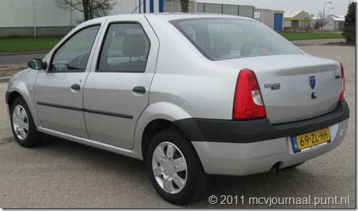 Dacia Logan Sedan Tjeerd 08