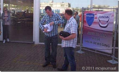 Dacia puzzeltocht 2011 10