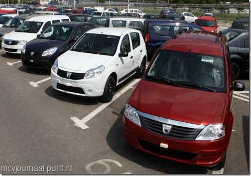 Duurtest Dacia Logan MCV 02