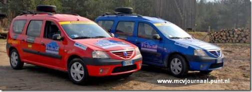 Dacia Logan MCV Monsterrit 14