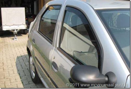 Dacia Logan Sedan windschermen 02