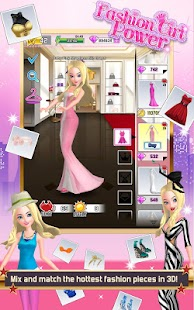 Game Fashion Girl Power apk for kindle fire