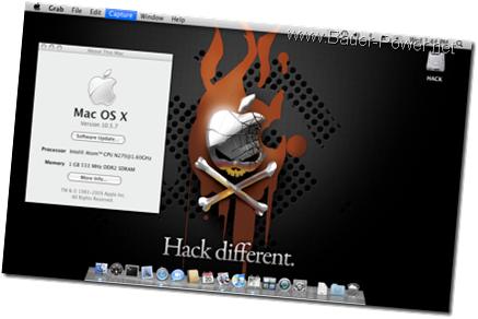 Hackintosh 10.5.7