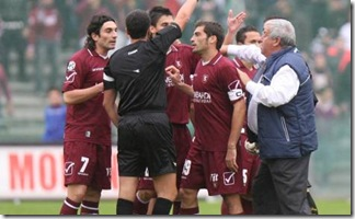SALERNITANA Georgios Kyriazis