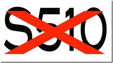 S-510 NO
