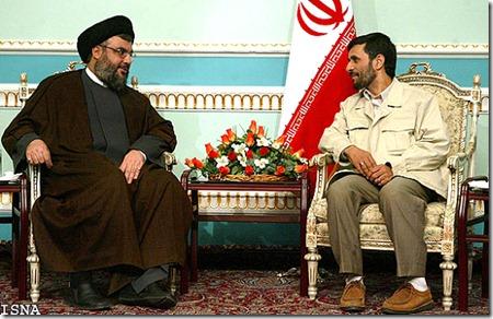 Nasrallah & Ahmedinijad