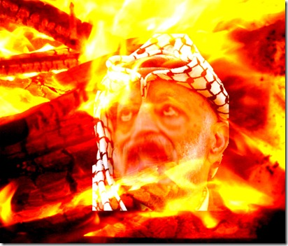 Arafat in Hell