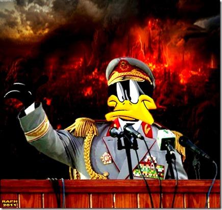 Qaddafi Daffy Duck lg