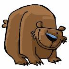 l'ours à l'école: ploum, petit ours brun, nounours...