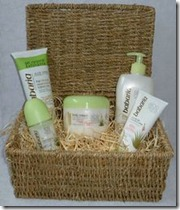 Babaria Aloe Vera Body Care hamper