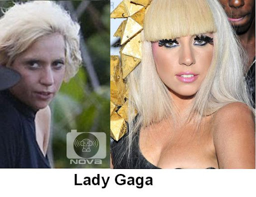 images of lady gaga without makeup. Lady GaGa