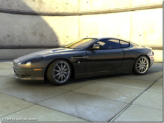 ASTON MARTIN DB9 ADVANCED RENDER 002
