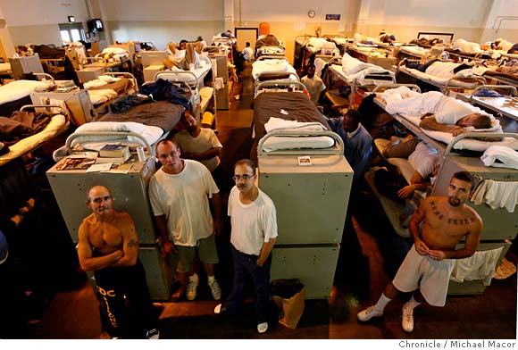 Coalinga Prison Overcrowding