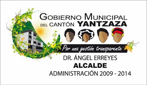Logotipo Municipio de Yantzaza