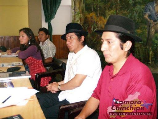 III CONGRESO DE NACIONALIDADES QUICHUAS-SARAGUROS EN ZAMORA