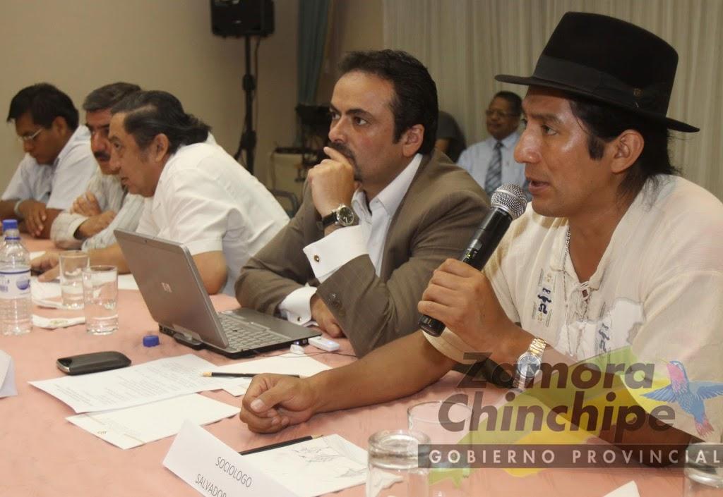 PREFECTOS DEL SUR DEL ECUADOR PULEN PROPUESTAS PARA LA CUMBRE EN PIURA
