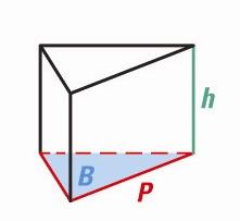 prism <!  :en  >Measurements, Geometric shapes, Area and Volume Formulas<!  :  > english through pictures mathematic vocabulary