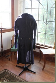Finished Frock Coat (4)