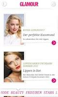 Screenshot of Glamour Online (D)