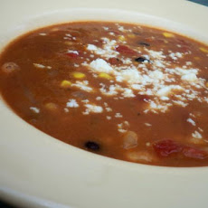 Mary Anne's Taco Soup
