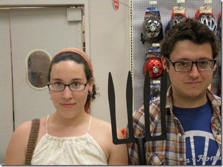 American Target Gothic