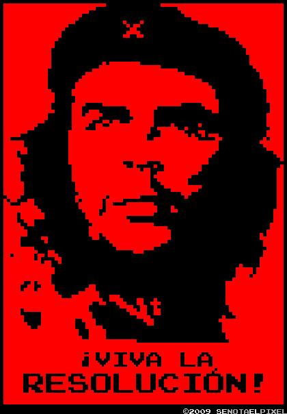 [Imagen Pixel Che]