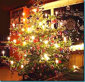 Jouluppu Árvore de Natal