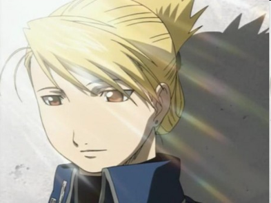 Riza Hawkeye  Fullmetal Alchemist