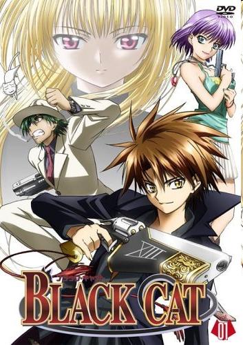 [พากษ์ไทย]black cat vol (8/8 END) (DVD rip) แนะนำโดย yoyo105447