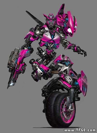 Transformer Arcee