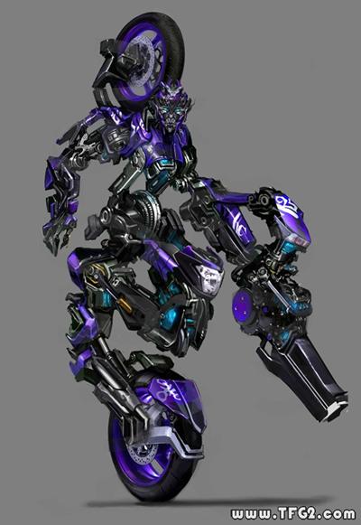 Transformers Chromia