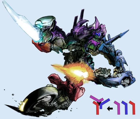 สิ่งที่ไม่ได้เห็นใน Transformers ROTF – Arcee Combine Mode