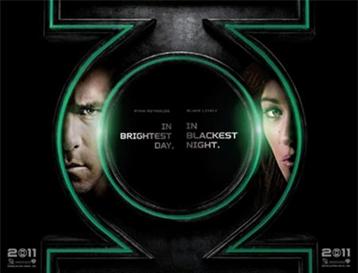 วิดีโอ Footage และ Trailer อย่างเป็นทางการของ Green Lantern