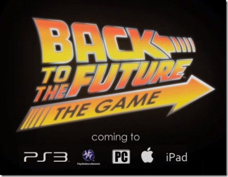 Back To The Future: The Game เกมดีที่คอหนังไม่ควรพลาด