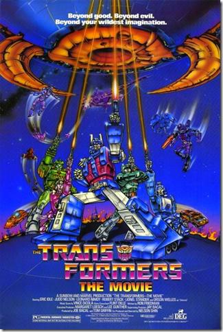 TRANSFORMERS THE MOVIE (Animation) ภาพยนตร์เรื่องแรกของ Transformers (MKV)